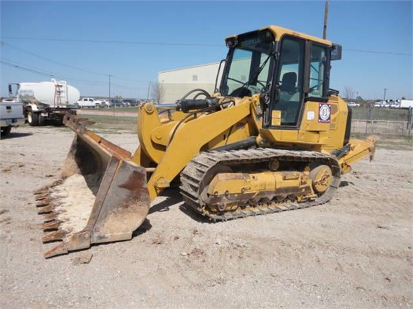2007 Caterpillar 953D - Caterpillar Loaders