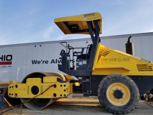 Bomag BW145AD - Bomag Compactors