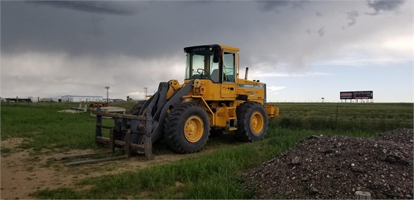 Volvo L70C - Volvo Loaders