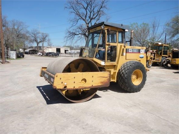 1994 Caterpillar CS-563 - Caterpillar Compactors