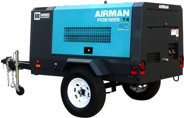 Airman PDS185S - Airman Air Compressors