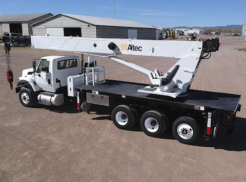 Altec Cranes at Machinery Marketplace
