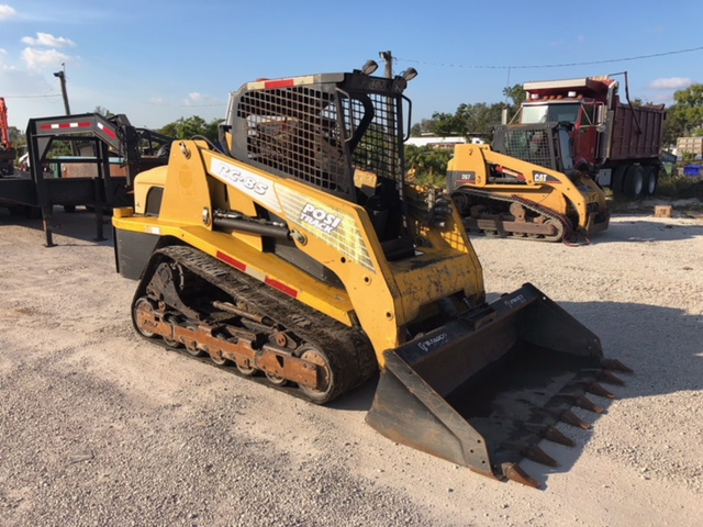 2010 Caterpillar 279C - Caterpillar Skid Steers
