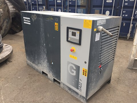 2015 Atlas Copco GA22FF - Atlas Copco Air Compressors