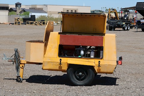1982 Atlas Copco XAU-50 - Atlas Copco Air Compressors