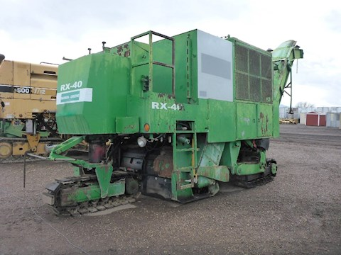 Barber Green RX40 Asphalt Milling Machine (2499) - Barber Green Asphalt & Conrete