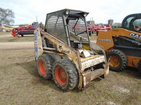 Bobcat 742 - Bobcat Loaders