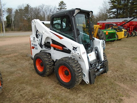 2017 Bobcat S650CHAM2 - Bobcat Loaders