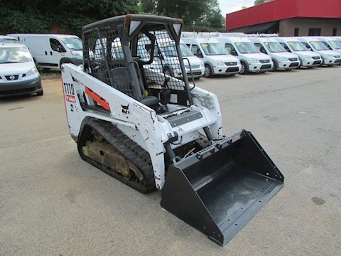 2014 Bobcat T110 - Bobcat Loaders