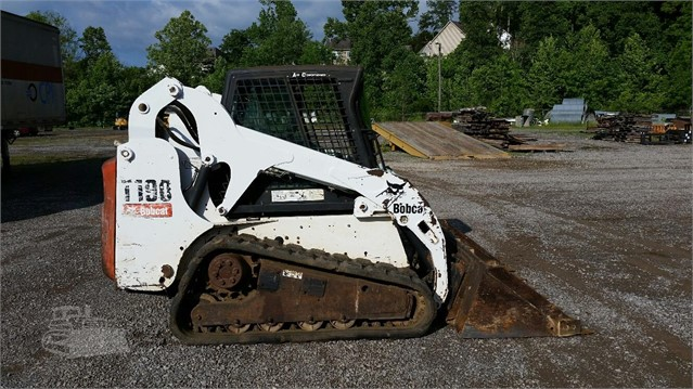 Bobcat T190 - Bobcat Loaders