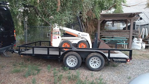 Bobcat Skid Steers at Machinery Marketplace
