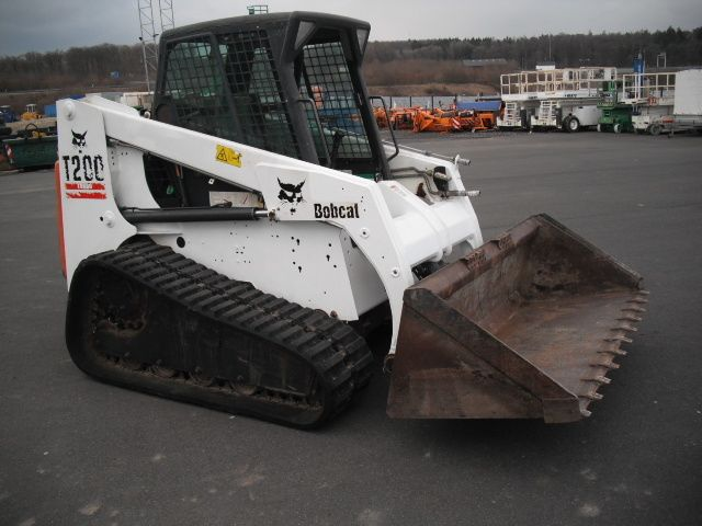 Bobcat Bobcat T 200 Turbo - Bobcat Skid Steers