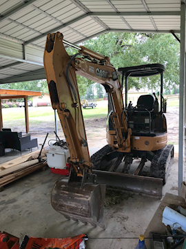 2014 CASE CX36B - CASE Excavators