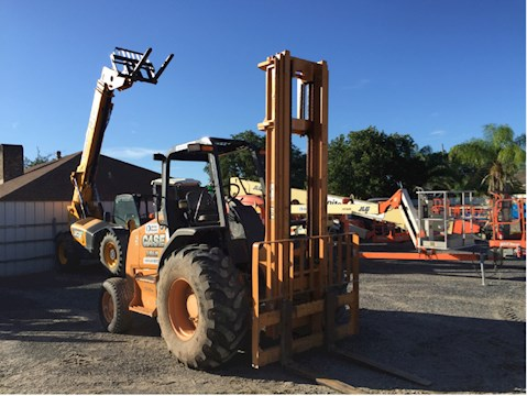 2014 CASE 586H - CASE Forklifts