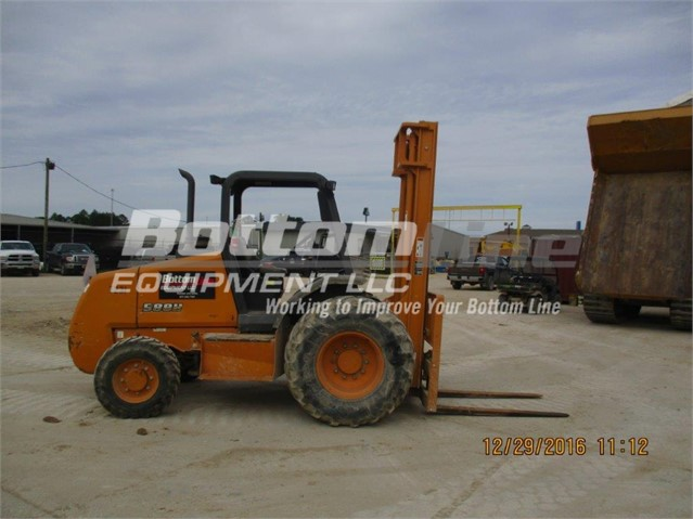 2012 CASE 588H - CASE Forklifts