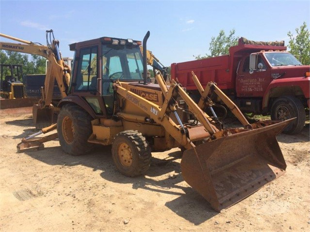 1993 CASE 580SK - CASE Loader Backhoes