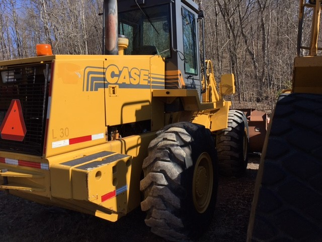 CASE 621B - CASE Loaders