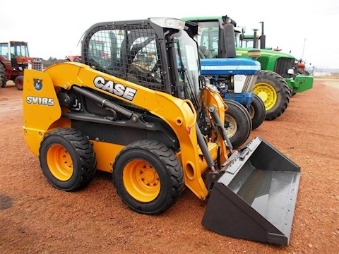 2013 CASE SV185 - CASE Loaders