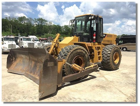 2008 Caterpillar 814F II - Caterpillar Bulldozers