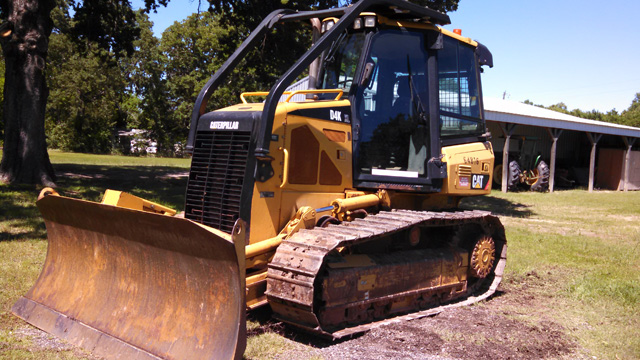 2008 Caterpillar D4K XL - Caterpillar Bulldozers