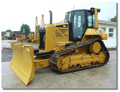 2013 Caterpillar D6N XL - Caterpillar Bulldozers