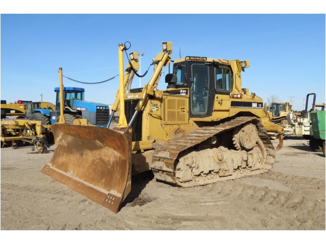 Caterpillar D6R XW - Caterpillar Bulldozers