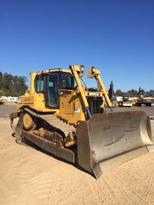 2008 Caterpillar D6T XL - Caterpillar Bulldozers