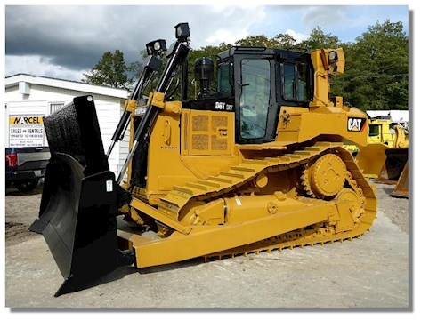 2010 Caterpillar D6T XW Waste Handler - Caterpillar Bulldozers