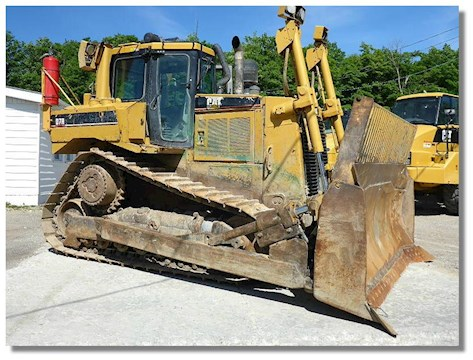 2007 Caterpillar D7R II - Caterpillar Bulldozers