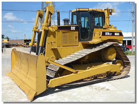 2006 Caterpillar D7R LGP II - Caterpillar Bulldozers