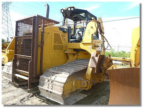 2012 Caterpillar PL61 LGP - Caterpillar Bulldozers