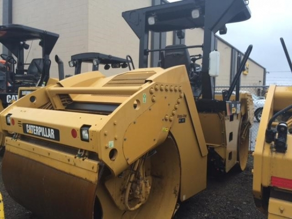 Caterpillar CB54 - Caterpillar Compactors