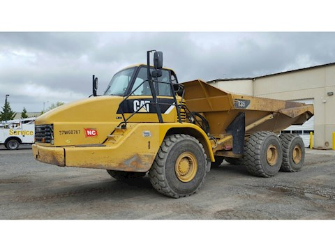 2007 Caterpillar 735 - Caterpillar Dump Trucks
