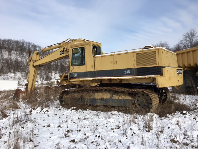 1987 Caterpillar 235BH - Caterpillar Excavators