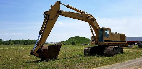 1987 Caterpillar 245 - Caterpillar Excavators