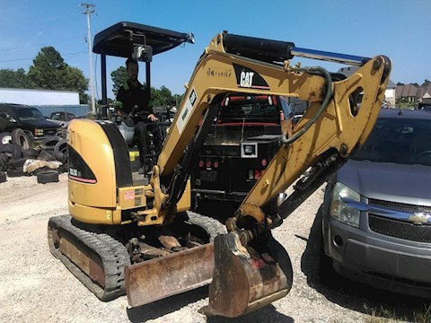 2007 Caterpillar 303C CR - Caterpillar Excavators