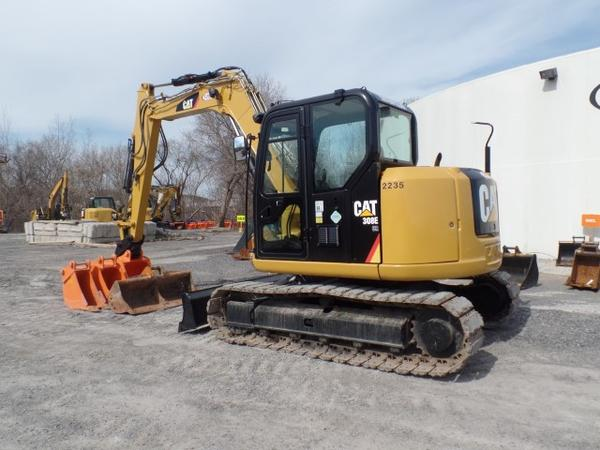 2013 Caterpillar 308 E2CR - Caterpillar Excavators