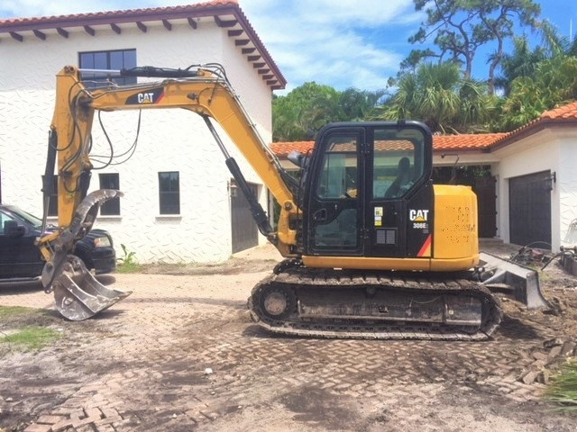 2015 Caterpillar 308E2CR - Caterpillar Excavators