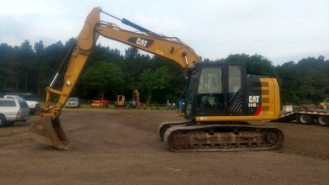 2012 Caterpillar 312EL - Caterpillar Excavators