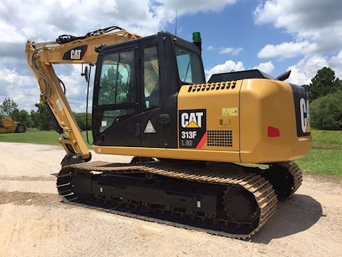 2016 Caterpillar 313FL GC - Caterpillar Excavators