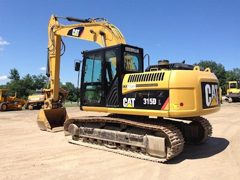 2010 Caterpillar 315DL - Caterpillar Excavators