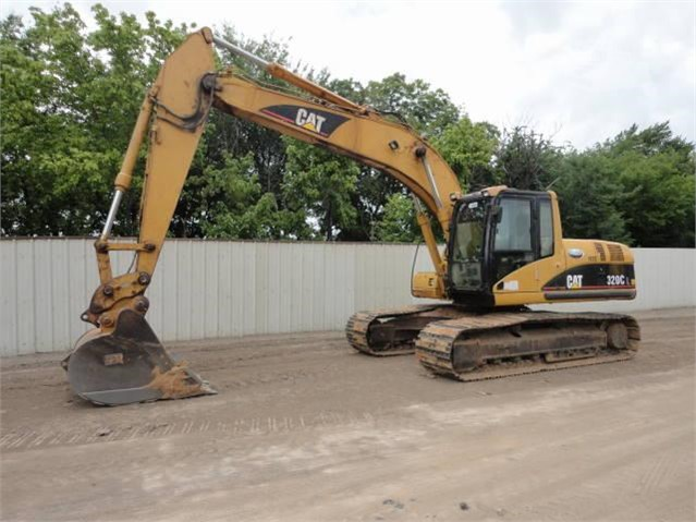 2005 Caterpillar 320CL - Caterpillar Excavators