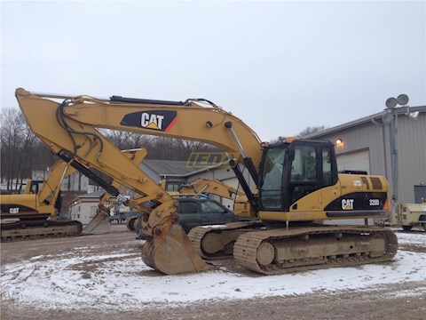 2008 Caterpillar 320DL - Caterpillar Excavators