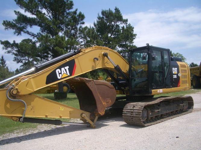 2013 Caterpillar 320EL - Caterpillar Excavators