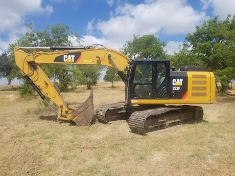2015 Caterpillar 323 FL - Caterpillar Excavators