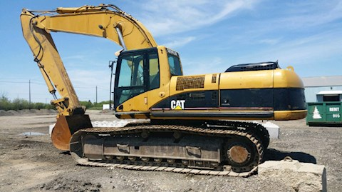 2005 Caterpillar 330 CL - Caterpillar Excavators