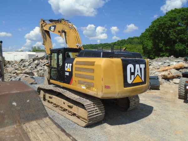 2013 Caterpillar 336EL - Caterpillar Excavators