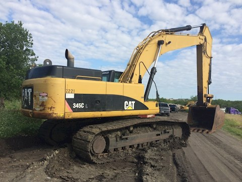 Caterpillar 345CL - Caterpillar Excavators
