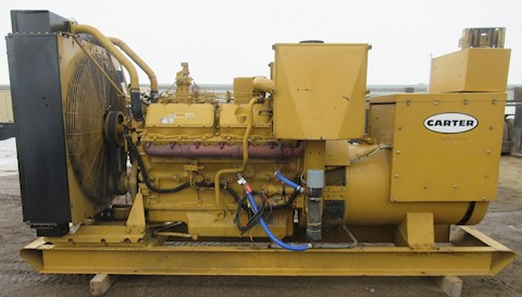 Caterpillar 3412 - Caterpillar Generators