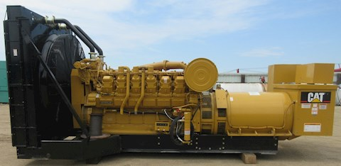 2004 Caterpillar 3512 - Caterpillar Generators